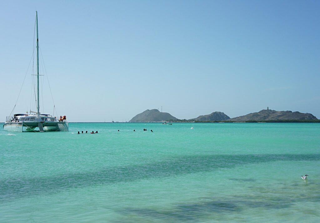 Turismo en Venezuela - Playa Los Roques