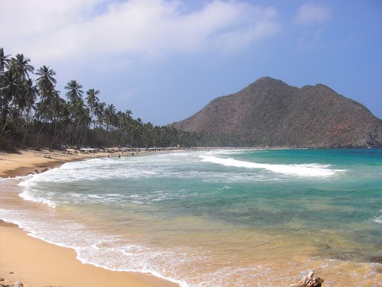Playa Venezuela - Choroni