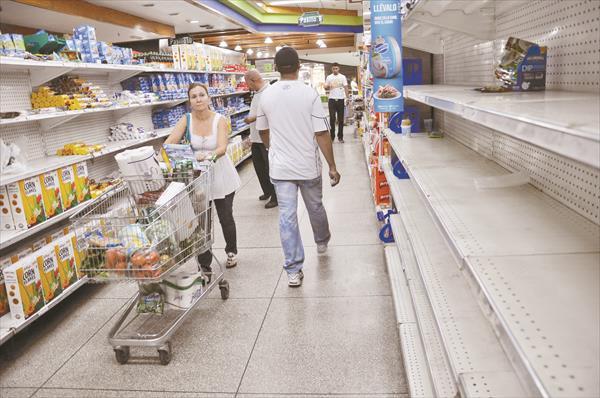 Mercado venezolano